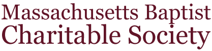 Logo, Massachusetts Baptist Charitable Society